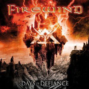 FIREWIND (Gr) – 'Days of Defiance' CD