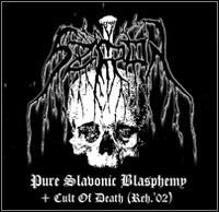 SZRON (Pol) – 'Pure Slavonic Blasphemy / Cult of Death' CD Digipack