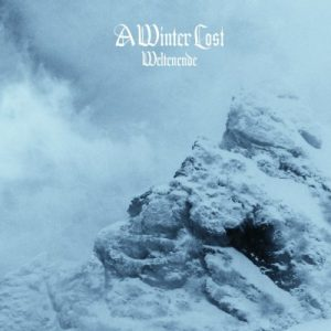 A WINTER LOST (Can) – 'Weltenende' CD