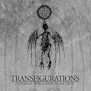 KRIEGSMASCHINE / INFERNAL WAR (Pol) – 'Transfigurations' CD