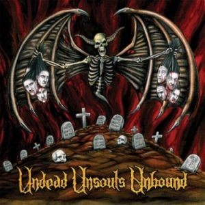 STRYCHNOS (Dk) – 'Undead Unsouls Unbound' MCD