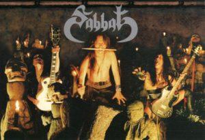 SABBAT (Jap) – 'Sabbatical Visionslaught' DVD w/ CD