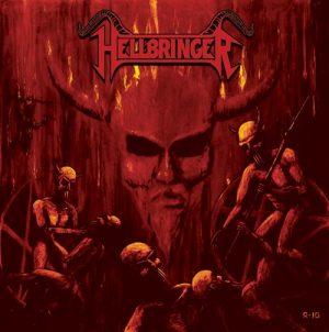 HELLBRINGER (Aus) – 'Hellbringer' CD