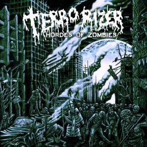 TERRORIZER (USA) – 'Hordes Of Zombies' CD