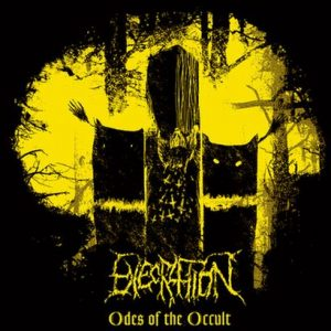 EXECRATION (Nor) – 'Odes Of The Occult' CD Digipack