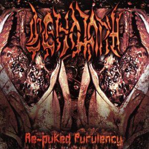 CENOTAPH (Tur ) - 'Re-puked Purulency' CD