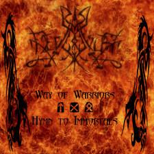 DEVIATOR (Ukr) – 'Way Of Warriors - Hymn To Immortals' CD