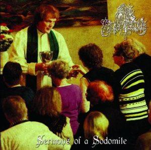 ANAL BLASPHEMY (Fin) – 'Sermons of a Sodomite' MCD