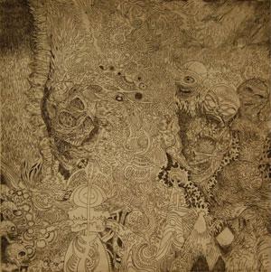 FLESHPRESS (Fin) – 'Acid Mouth Strangulation' LP Gatefold