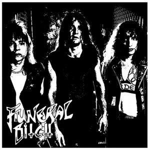 FUNERAL BITCH (USA) – 'The Demos' CD