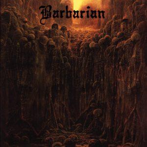 BARBARIAN (It) – 'Barbarian' MCD