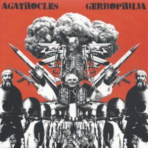 """AGATHOCLES / GERBOPHILIA (Bel) – split 7""""EP"""