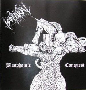 """ISTIDRAJ (Sing) – 'Blasphemic Conquest' 7""""EP"""