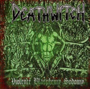 DEATHWITCH (Swe) – 'Violence