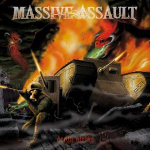 MASSIVE ASSAULT (Nl) – 'Death Strike' CD
