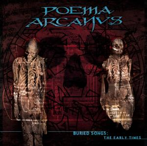 POEMA ARCANVS (Chi) – 'Buried Songs The Early Time.. ' CD