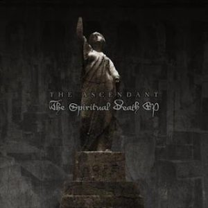 THE ASCENDANT (Swe) – 'The Spiritual Death EP' MCD Cardsleeve