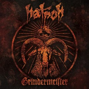 NATRON (It) – 'Grindermeister' CD