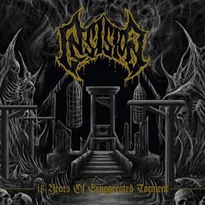 INSISION (Swe) – '15 Years of Exaggerated Torment' 2-CD