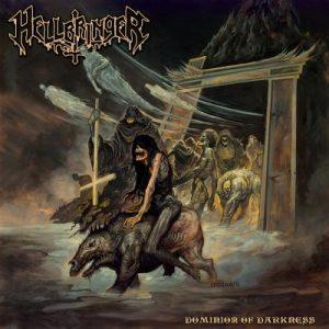 HELLBRINGER (Aus) – 'Dominion of Darkness + bonus' CD