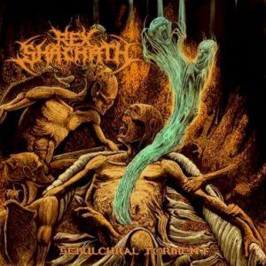 REX SHACHATH (Irl) – 'Sepulchral Torment' MCD Digipack