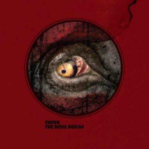 CHTON (Nor) – 'The Devil Builds' CD Digipack