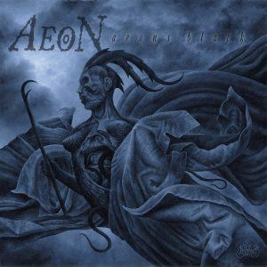 AEON (Swe) – 'Aeons Black' CD