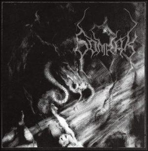 SOMRAK (Slo) – 'The Blackwinged Serpent Crowned' CD Digipack