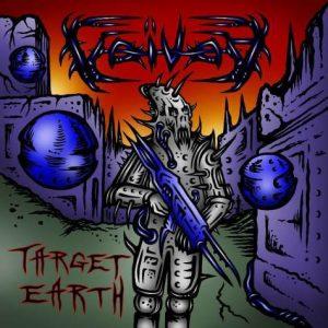 VOIVOD (Can) – 'Target Earth' CD Mediabook