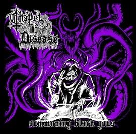 CHAPEL OF DISEASE (Ger) – 'Summoning Black Gods' LP (Purple vinyl)