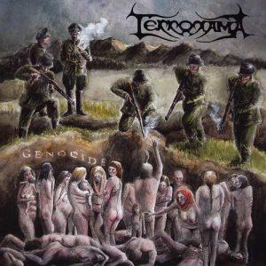 TERRORAMA (Swe) – 'Genocide' CD