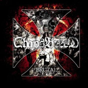 CHAOSBREED (Fin) – 'Brutal' CD