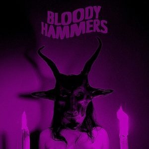 BLOODY HAMMERS (USA) – 'Bloody Hammers' CD