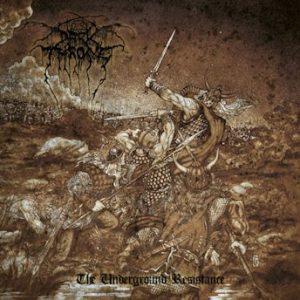 DARKTHRONE (Nor) – 'The Underground Resistance' CD Digibook