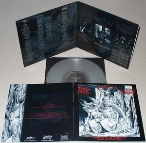 VARATHRON / BLACK ALTAR / THORNSPAWN – 3-way split CD