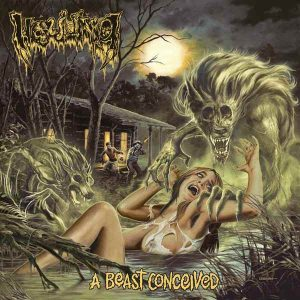 HOWLING (USA) – 'A Beast Conceived' CD
