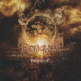 ETERNAL REST (Aus) – 'Prophetic' CD