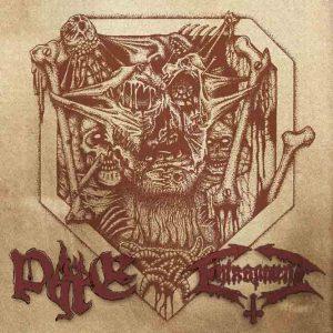 ENTRAPMENT / PYRE (Nl/Rus) – split MCD