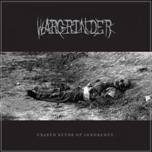 WARGRINDER (Gre) – 'Erased Seeds of Ignorance' CD