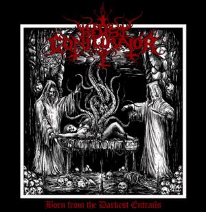 BEAST CONJURATOR (Bra) – 'Born From The Darkest Entrails' MCD