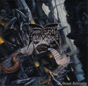 "FUNEBRARUM (USA) – 'Dormant Hallucination' 7""EP Gatefold"
