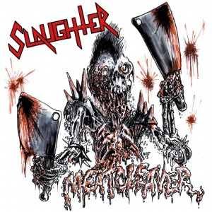 SLAUGHTER (Can) – 'Meatcleaver' CD Digipack