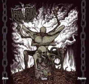 KRATHERION (Chi) – 'Mantra Lucifer Flagelantes' CD