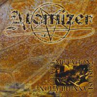 ATOMIZER (Oz) - 'Death Mutation Disease Annihilation' CD