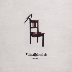 JUMALHAMARA (Fin) – 'Resitaali' CD Digipack
