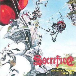 SACRIFICE (Can) – 'Apocalypse Inside' CD Digipack