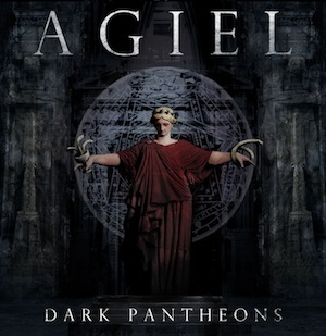 AGIEL (USA) – 'Dark Pantheons' MCD