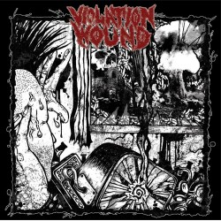 VIOLATION WOUND (USA) – 's/t' CD