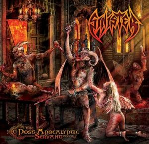 SINISTER (Nl) - The Post Apocalypse Servant CD