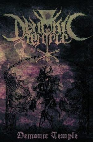 DEMONIC TEMPLE (Pol) – 'Demonic Temple' TAPE